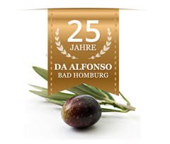 20 Jahre DA ALFONSO in Bad Homburg